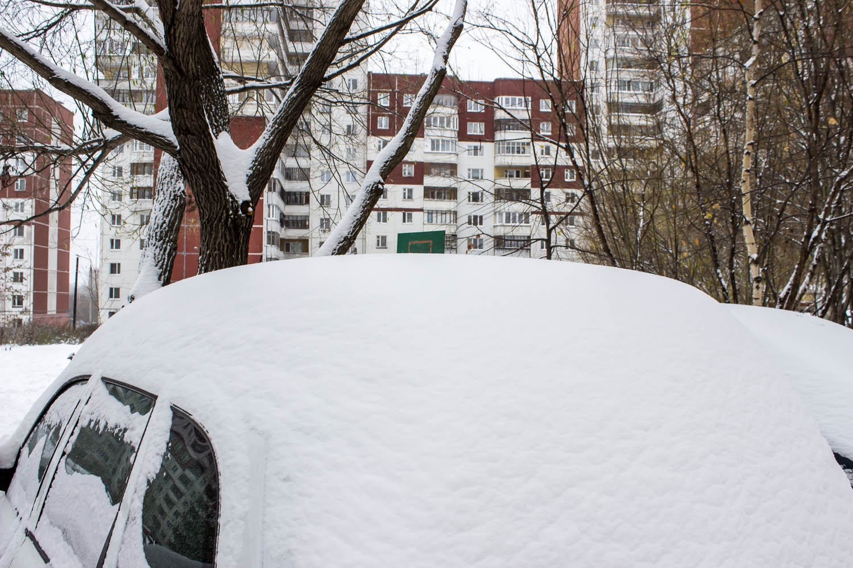 зима пермь