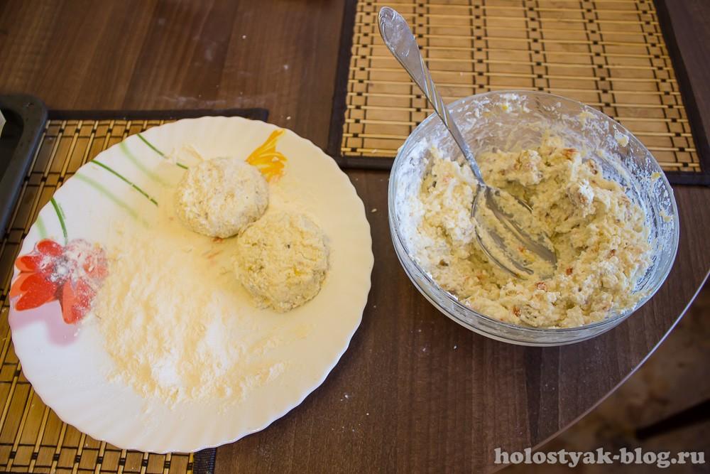 сырники простые