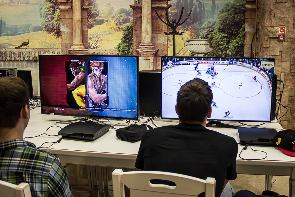 фестиваль кибер спорта пермь