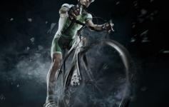ездить на велосипеде