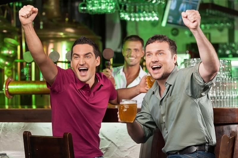 спортивные трансляции в баре