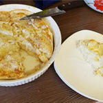 Рецепт пирога с сыром в духовке