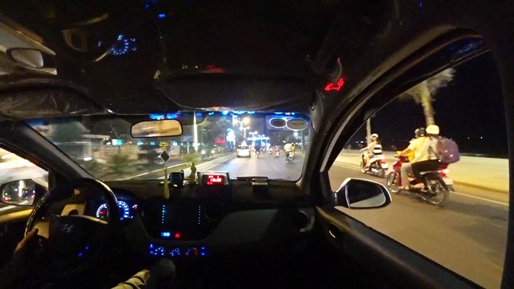 вьетнам такси