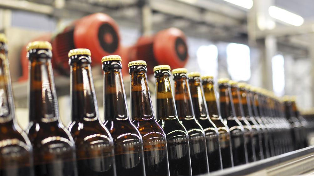 бутылочное пиво ковейер