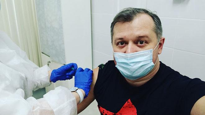 вакцинация спутник v
