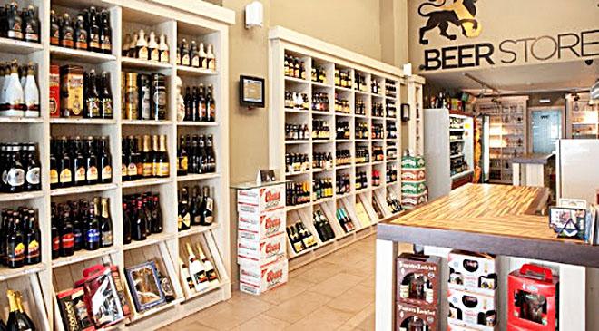 пивной магазин beer store